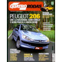4rodas N.492 Jul 2001 - Peugeot 206, Alfa 156, Mbenz Ml 55