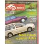 Revista Quatro Rodas - Nova Parati Vs.perua Astra