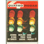 *sll* Antiga Revista Quatro Rodas N. 43 - Abril - Ano.1964