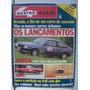 Revista Quatro Rodas N- 320 Monza Pampa Brasilia Racing