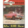 Revista Quatro Rodas Nº 10 Maio1961 - Testes Nas Fábricas