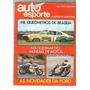 Revista Auto Esporte Nº127 Maio 1975 Brasilia E Motos R427