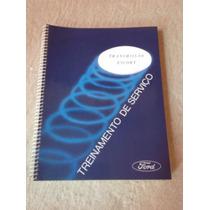 Manual Técnico De Manutenção Da Transmissão Do Ford Escort
