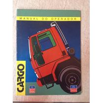 Manual Catálogo Do Operador Caminhão Ford Cargo Ano 1990