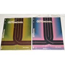 Enciclopédia Do Automóvel Capas Dos Volumes 3 E 4 Abril Cult