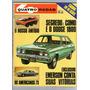 Revista 4 Quatro Rodas 146 Setembro 1972 Dodge 1800 R404