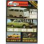 Revista 4 Quatro Rodas 143 Junho 1972 Kombi Dodge Se R403