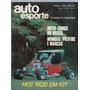 Revista Auto Esporte Vol.88 Fevereiro 1972 Moto-cross R403