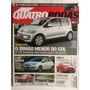 Quatro Rodas 611 Dez/10 Vw Up/ Fiat Bravo/ Audi A1/ Fluence