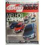 Quatro Rodas 553 Jun/06 Melhor Compra/ Celta/ New Beetle/ Q7