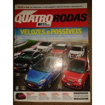 Revista Quatro Rodas Fevereiro 2015
