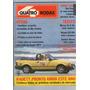 Revista 4 Quatro Rodas N°1 Janeiro 1988 Kadett Chevette R418