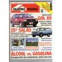 Revista 4 Quatro Rodas N°9 Setembro 1988 Gol 89 Bonanza R418