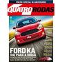 Quatro Rodas Nº 659 Ago/14 Ford Ka