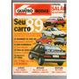 Revista 4 Quatro Rodas N°10 Outubro 1988 Monza Santana R418