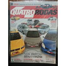 Revista Quatro Rodas 586 Dez/08 - Nissan Os-eleitos Genesis