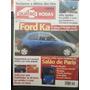 Revista Quatro Rodas 436 Nov/96 - Ka Salão Uno Pathfinder...