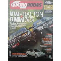 Revista Quatro Rodas 509 Dez/02 - Vw-phaeton Strada Saveiro
