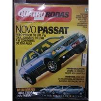 Revista Quatro Rodas 490 Mai/01 - Passat Cobra Toyota-sw4...