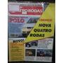 Revista Quatro Rodas 437 Dez/96 - Polo Escort S10 Ranger ...