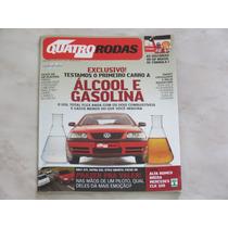 Revista Quatro Rodas Abril 2003 - Golf Stilo Astra Focus Gol