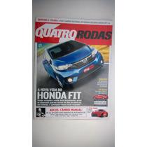 Revista Quatro Rodas 656 Maio 2014