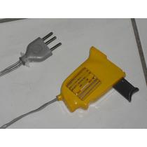 Sh - Autorama Estrela- Acelerador Amarelo 3 Pinos - Revisado