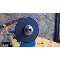 Esmeril Mini Com Suporte E Pedal / Frete Grátis