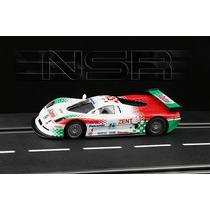 Autorama Nsr Mosler Evo3 Team Castrol Racing #14 25000 Rpm