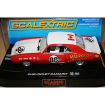 Autorama Scalextric Chevrolet Camaro M. Carter #88 C2891