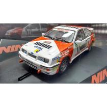 Autorama - Ford Sierra Cosworth Ninco - Slot Car