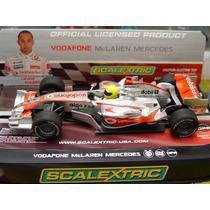 Autorama Scalextric F1 Mclaren Mercedes Mp4 Lewis Hamilton