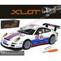 Autorama Oferta Ninco 1/28 Xlot Porsche 997 Gt3 Rtr Mini-z
