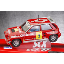 Autorama Renault Maxi Scx P/pistas Estrela, Scalextric, Fly
