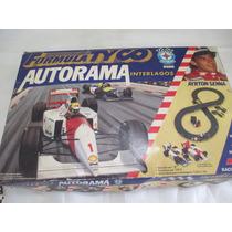Autorama Estrela Formula Tyco Interlagos Ayrton Senna Oferta