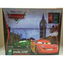 Pista Elétrica Wgp Inglaterra Cars Autorama Carros