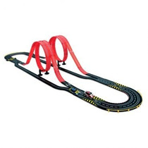 Pista Autorama 7 Metros 2 Loopings Invertido E 2 Carrinhos