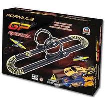 Autorama Fórmula Gp Radical Pista 2 Looping Braskit 570-6