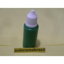 Tinta Autorama Verde Pintura Bolha E Automodelismo 30 Ml