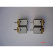 Autorama Motores P/ Replicas Tipo Scalextric, Fly, Slot It