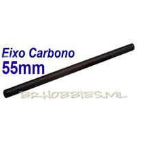 Autorama Eixo Carbono 55mm 3/32