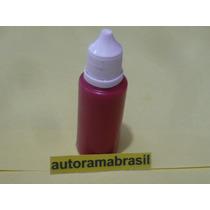 Tinta Autorama Vermelha Pintura Bolha E Automodelismo 30 Ml