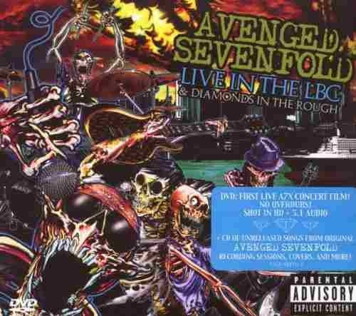 Avenged Sevenfold -live In The Lbc & Diamonds In The Rough