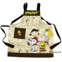 Avental Snoopy Charly (adulto) Trabalho Cozinha - Original