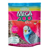 Ração Mix Periquitos 350g _ Megazoo
