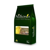 Ração Para Canário Seleção Natural 5 Kilos - Nutrópica