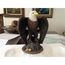 Repelente P/ Pombos Pássaros Gavião Águia Escultura Estátua