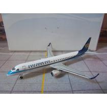 Avião Embraer 190 Mandarin Airlines 1:500 Miniatura Hogan Wg