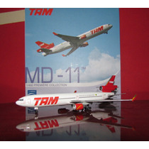 Avião Md-11 Tam Dragon Wings 1:400(15.38 Cm)