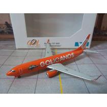 Avião Boeing 737-800w Gol 10 Anos 1:500 Miniatura Herpa Wing